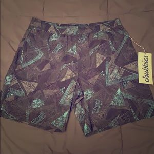 """Chubbies The High Voltages 7"""", with compression, L"""